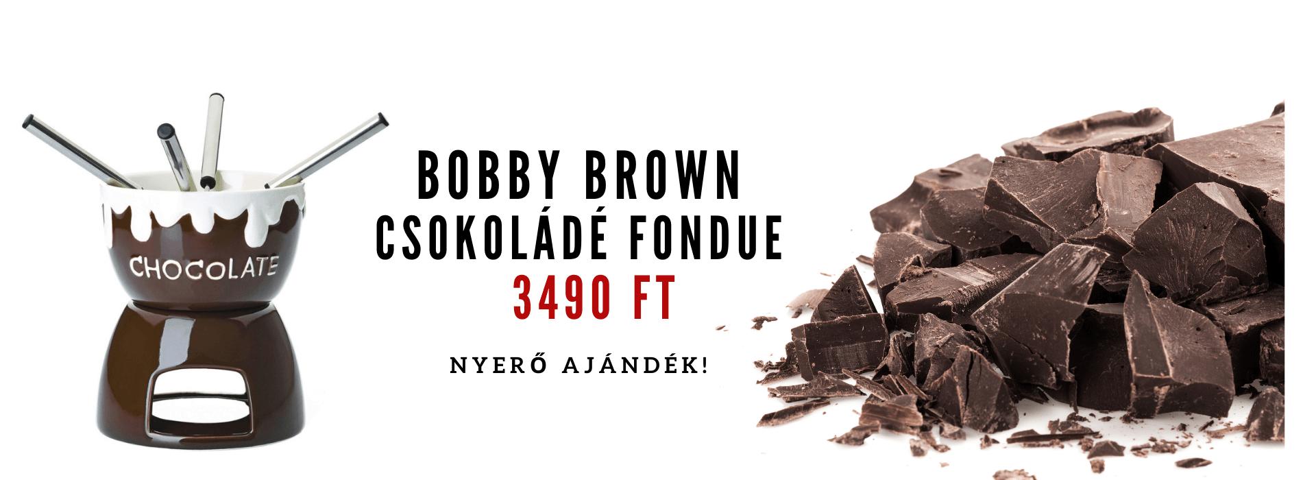 Dropshippy_Katalogus_Bobby_Brown_csoki_fondue