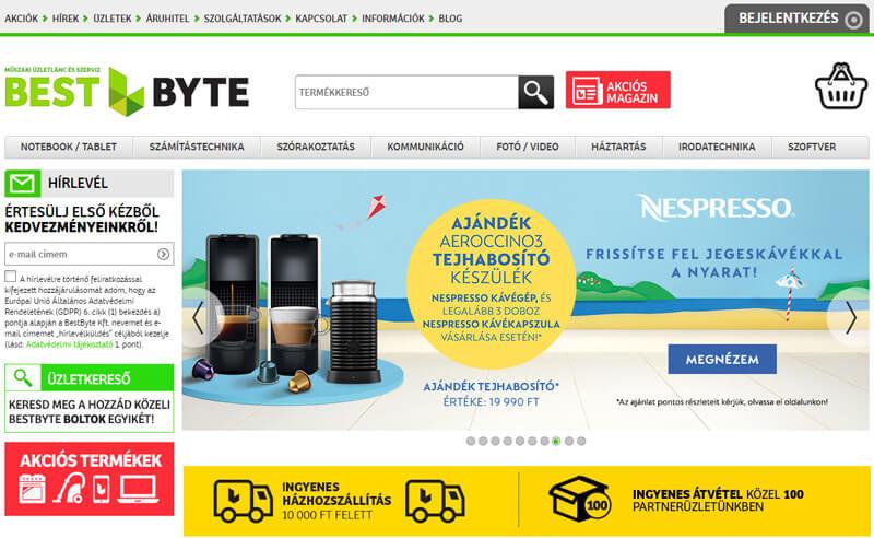 e2d77bcdc8 Az 57 legszebb hazai webshop és ecommerce weboldal | Webshippy