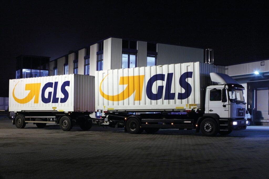GLS szállítmányozás
