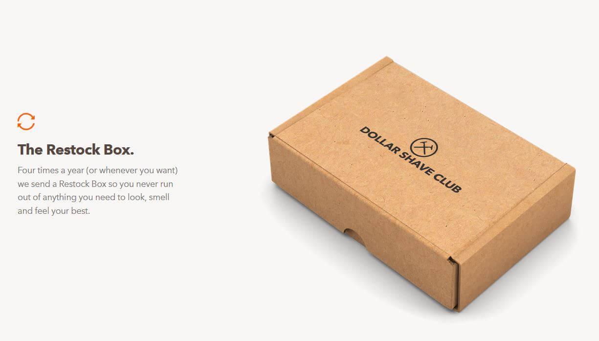 restock box