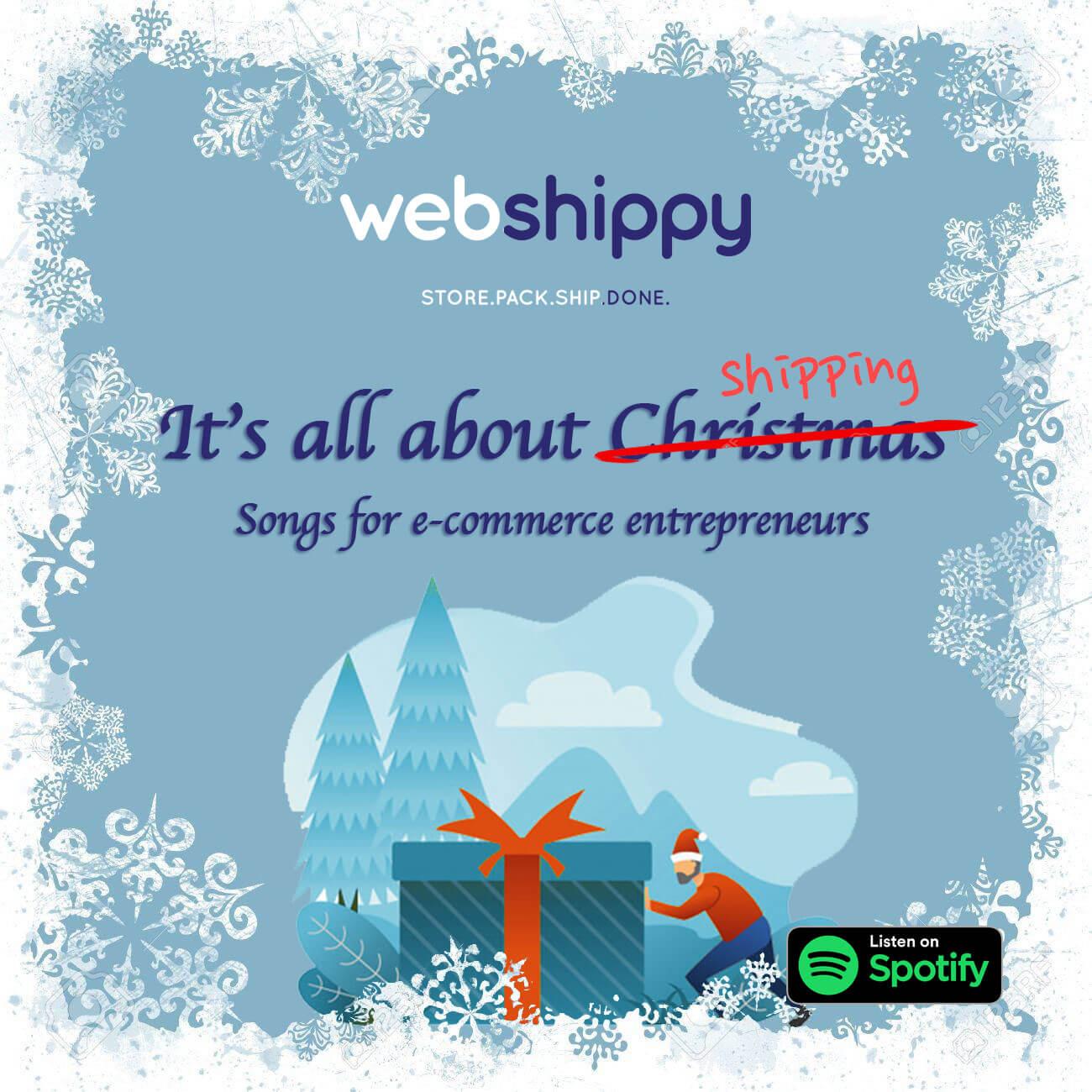 Webshippy Karácsonyi dalok